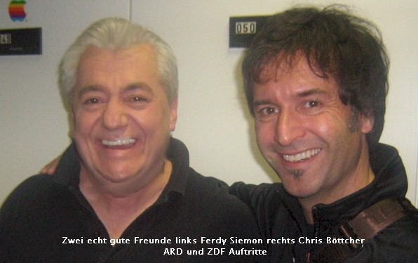 Bernd Clüver, Ferdy Siemon ,<b>Heidi Esser</b> - chris_und_ferdy